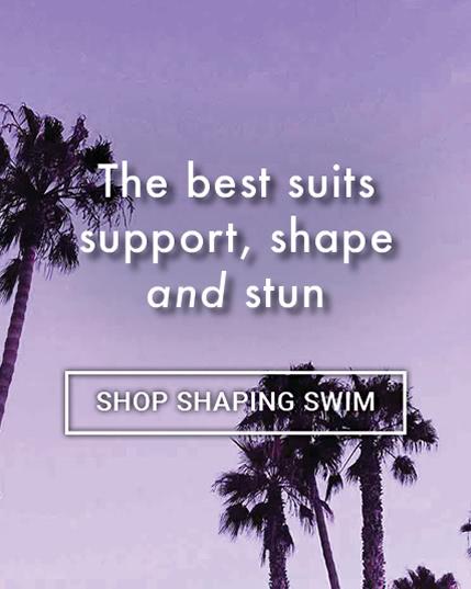 Little Black Swimsuit