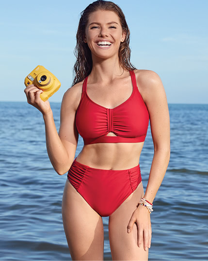 Birdsong Rouge Swimwear Collection