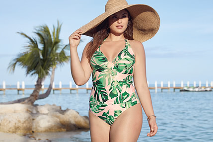Weekend Scape Birdsong Swim Collection