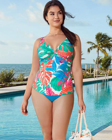 Tropicalia Swim Collection