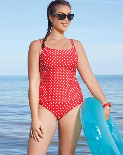 Scarlet Dot Swimwear Collection