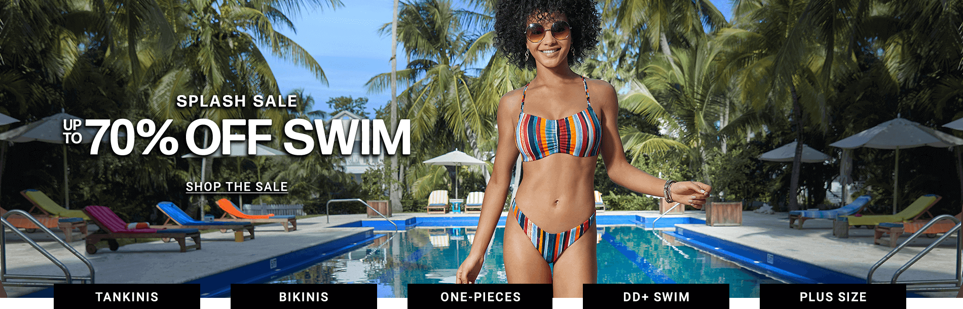 Swim Flash Sale