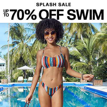 Swimwear Flash Sale