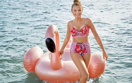 Pour Moi Bikini Top
