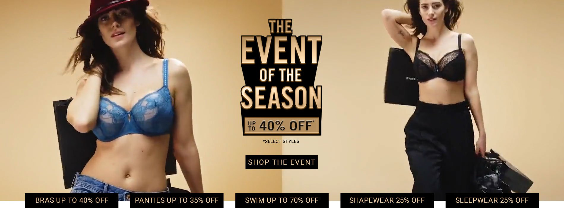 Shop All  Event of the Season