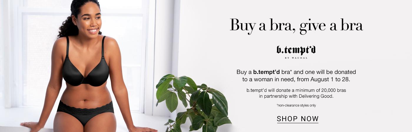 Buy A Bra, Give a Bra