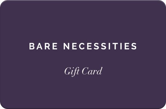144047f4f Bare Necessities Gift Certificate